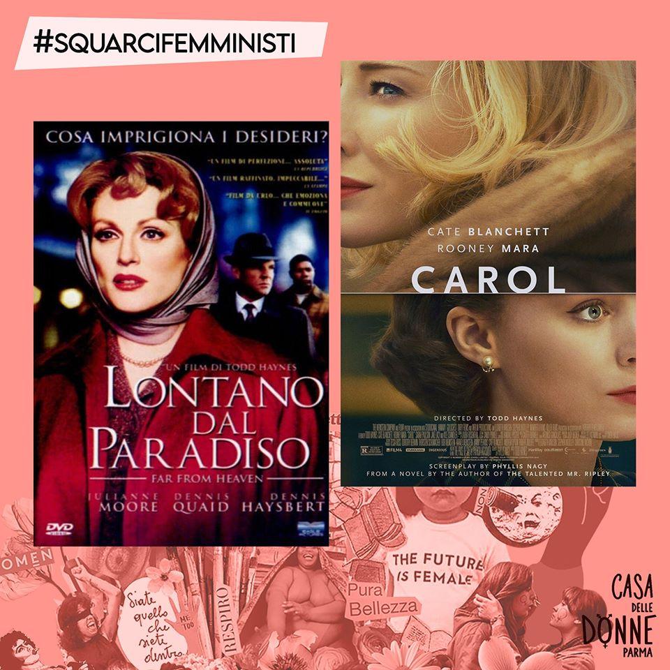 Lontano dal paradiso (2002) & Carol (2015)