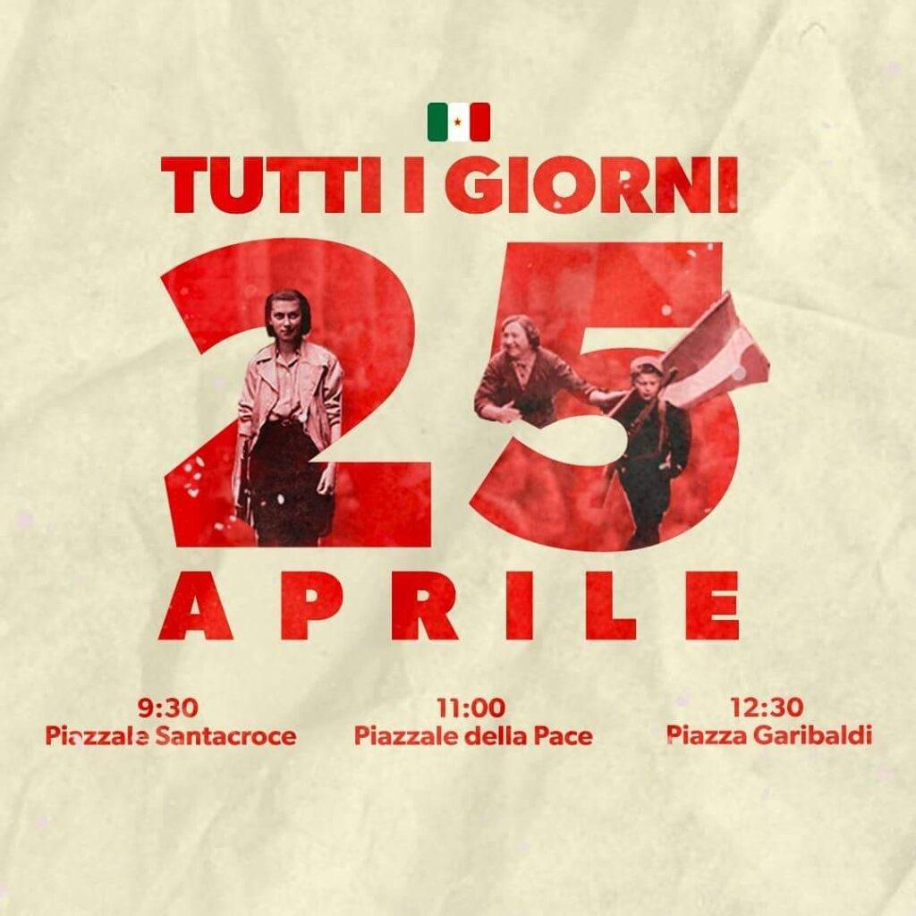 25 aprile!